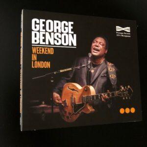 """George Benson: """"Weekend in London"""" (2020)"""