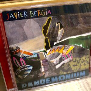 "Javier Bergia: ""Pandemónium"" (2021)"