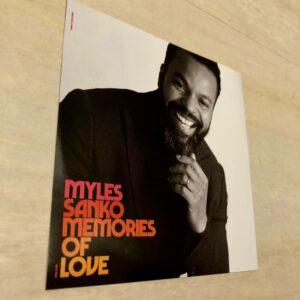 "Myles Sanko: ""Memories of love"" (2021)"