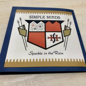 """Simple Minds: """"Sparkle in the rain"""" (1984)"""