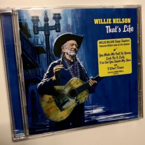 "Willie Nelson: ""That's life"" (2021)"