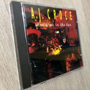 """A. J. Croce: """"That's me in the bar"""" (1995)"""
