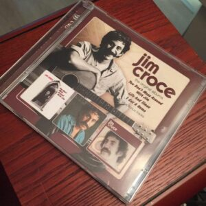 "Jim Croce: ""The original albums (1972 / 1973)"