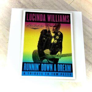 "Lucinda Williams: ""Runnin' down a dream (A tribute to Tom Petty)"" (2021)"