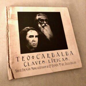 "Teo Cardalda: ""Claves líricas"" (2021)"