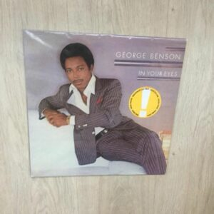 """George Benson: """"In your eyes"""" (1983)"""