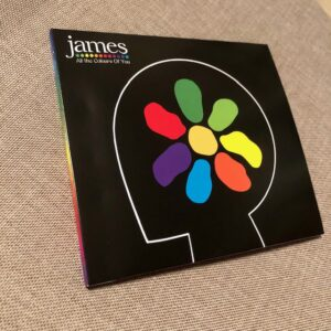 """James: """"All the colours of you"""" (2021)"""