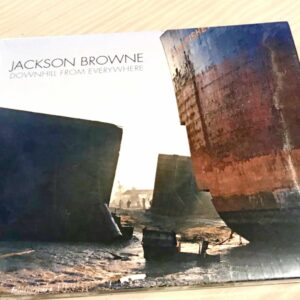 """Jackson Browne: """"Downhill from everywhere"""" (2021)"""
