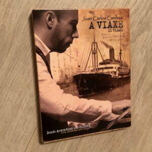 """Juan Carlos Cambas: """"A viaxe (El viaje)"""" (2021)"""
