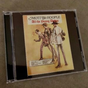 """Mott the Hoople: """"All the young dudes"""" (1972)"""