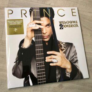 "Prince: ""Welcome 2 America"" (2021)"