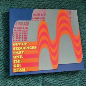"""The Go! Team: """"Get up sequences part one"""" (2021)"""