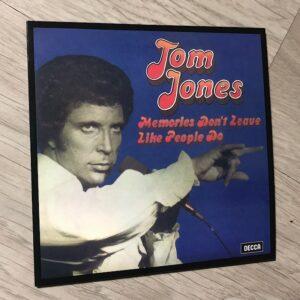 "Tom Jones: ""Memories don't leave like people do"" (1975)"