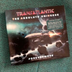 "Transatlantic: ""The absolute universe. Forevermore"" (2021)"