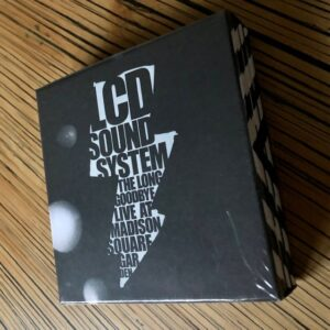 """LCD Soundsystem: """"The long goodbye. Live at Madison Square Garden (2011, 2021)"""