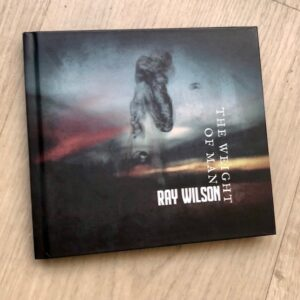 """Ray Wilson: """"The weight of man"""" (2021)"""