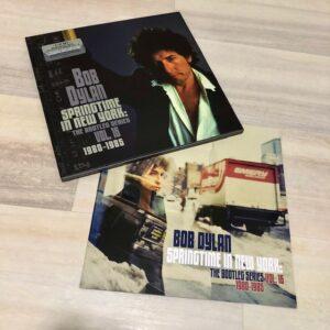 "Bob Dylan: ""Springtime in New York: The bootleg series Vol. 16 (1980-1985)"" (2021)"