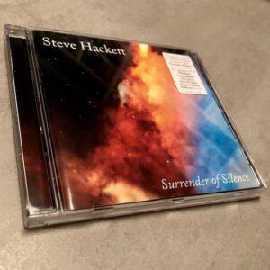 """Steve Hackett: """"Surrender of silence"""" (2021)"""