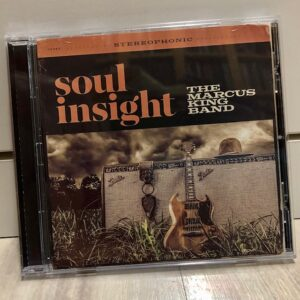 """The Marcus King Band: """"Soul insight"""" (2021)"""